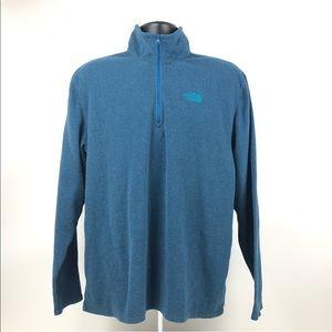 The north face men's fleece sweater